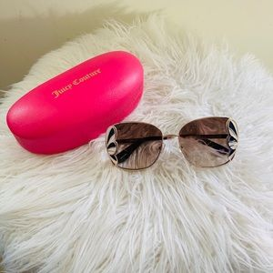 Juicy Couture Sunglasses Case Included